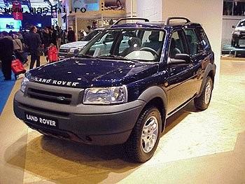 Land Rover Freelander, Numar usi