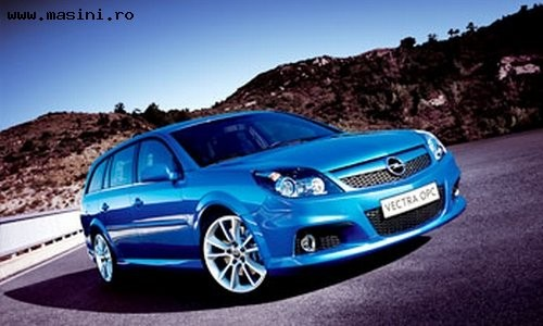 Opel Vectra Caravan, Numar usi