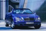 Mercedes-Benz CLK Cabriolet, Numar usi