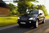 Mercedes-Benz ML, Numar usi