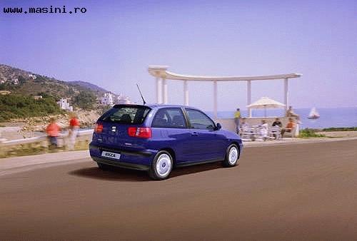 SEAT Ibiza 3 usi, Numar usi