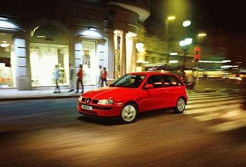 SEAT Ibiza 5 usi, Numar usi
