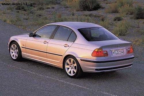 BMW Seria 3 4 usi, Numar usi