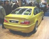 BMW M3, Numar usi