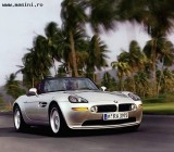 BMW Z8, Numar usi