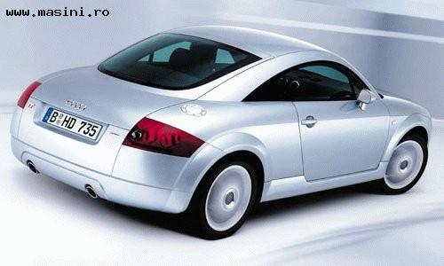 Audi TT, Numar usi