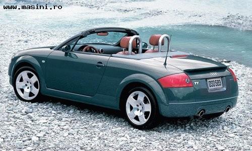 Audi TT quattro, Numar usi