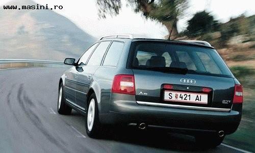 Audi A6 Avant 4.2 quattro, Numar usi