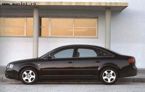 Audi A6 quattro, Numar usi