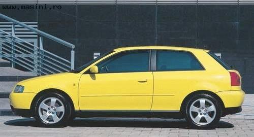 Audi A3 quattro, Numar usi