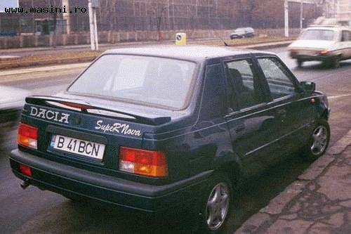 Dacia Supernova E7j Confort