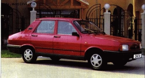 Dacia 1310 Berlina, Numar usi