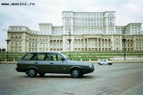 Dacia 1310 Break, Numar usi