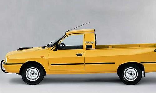 Dacia 1305, Numar usi