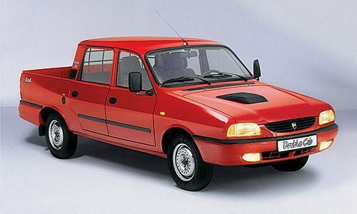 Dacia 1307 Double Cab, Numar usi