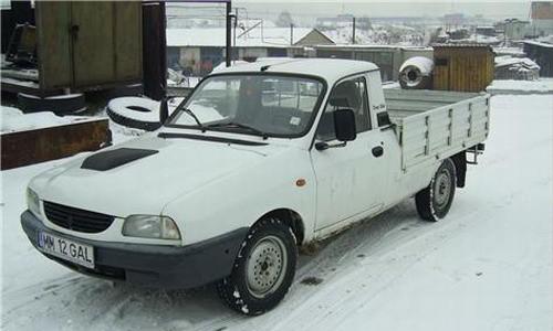 Dacia 1304 Drop Side, Numar usi