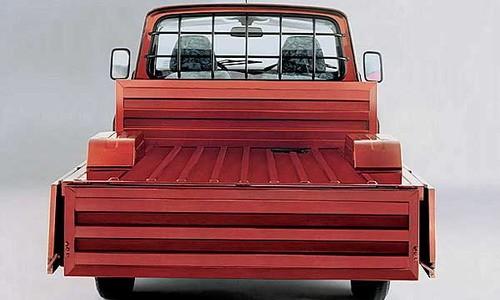 Dacia 1305 Drop Side, Numar usi