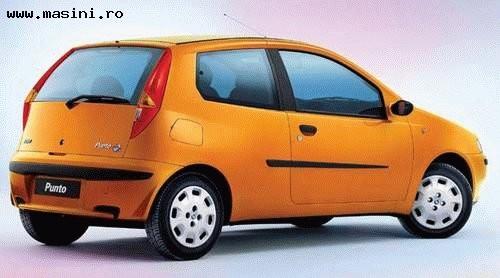 Fiat Punto 3 usi, Numar usi