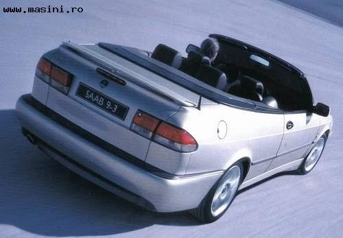 Saab 9-3, Numar usi