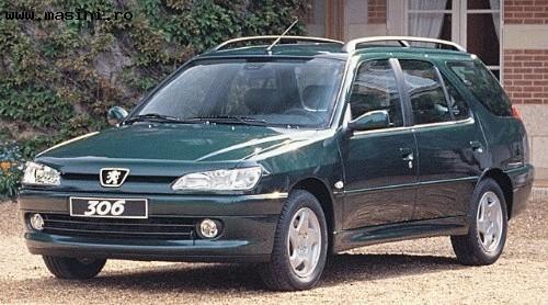 Peugeot 306 Break, Numar usi