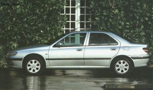 Peugeot 406, Numar usi