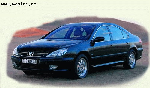 Peugeot 607, Numar usi