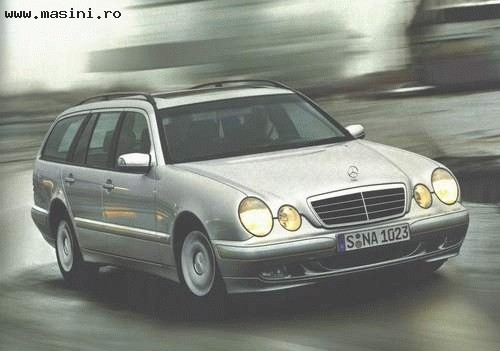 Mercedes-Benz E-Class, Numar usi