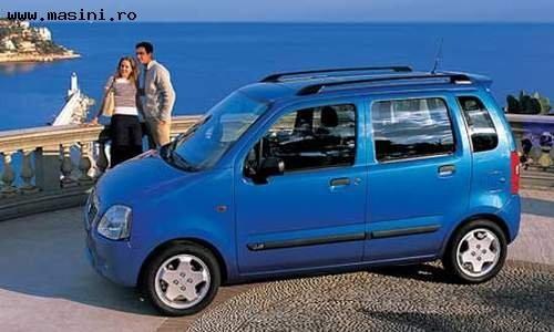 Suzuki Wagon R, Numar usi