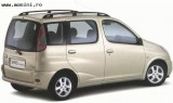 Toyota Yaris Verso, Numar usi