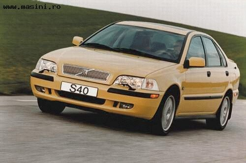 Volvo S40, Numar usi
