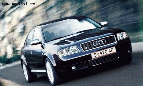 Audi S6, Numar usi