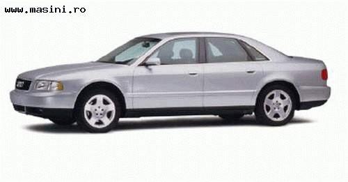 Audi A8 LWB, Numar usi