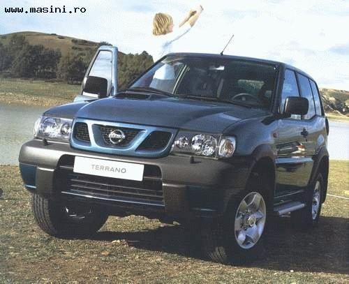 Nissan Terrano 3 usi, Numar usi