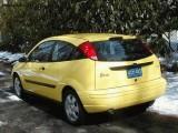 Ford Focus 3 usi, Numar usi
