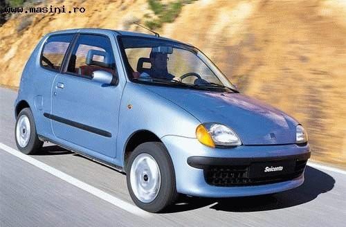 Fiat Seicento, Numar usi