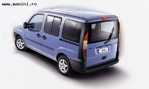 Fiat Doblo Panorama, Numar usi