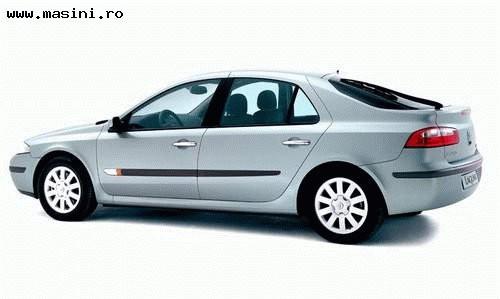Renault Laguna, Numar usi