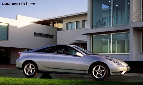 Toyota Celica, Numar usi