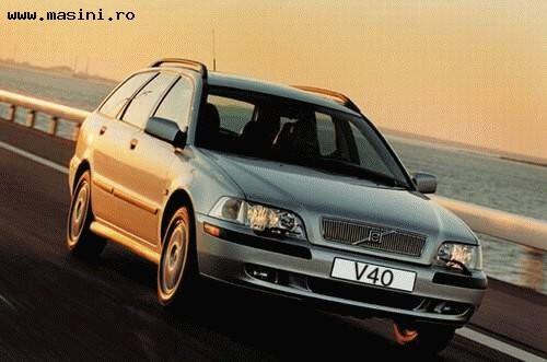 Volvo V40, Numar usi