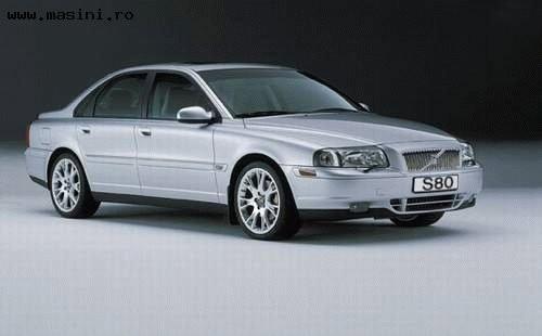 Volvo S80, Numar usi