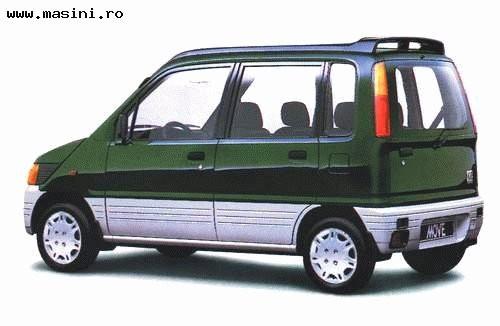 Daihatsu Move, Numar usi