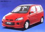 Daihatsu YRV, Numar usi