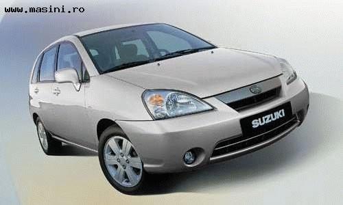 Suzuki Liana, Numar usi