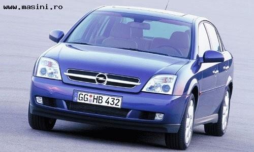 Opel Vectra 2002, Numar usi