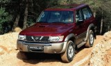 Nissan Patrol GR, Numar usi