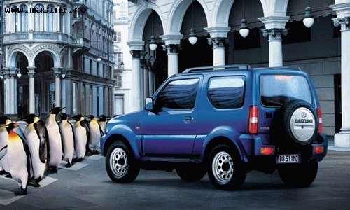 Suzuki Jimny Metal Top, Numar usi