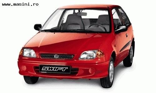 Suzuki Swift 3 usi, Numar usi