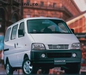 Suzuki Carry, Numar usi