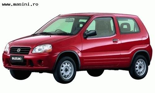 Suzuki Ignis 3 usi, Numar usi
