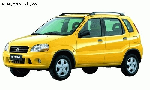 Suzuki Ignis 5 usi, Numar usi